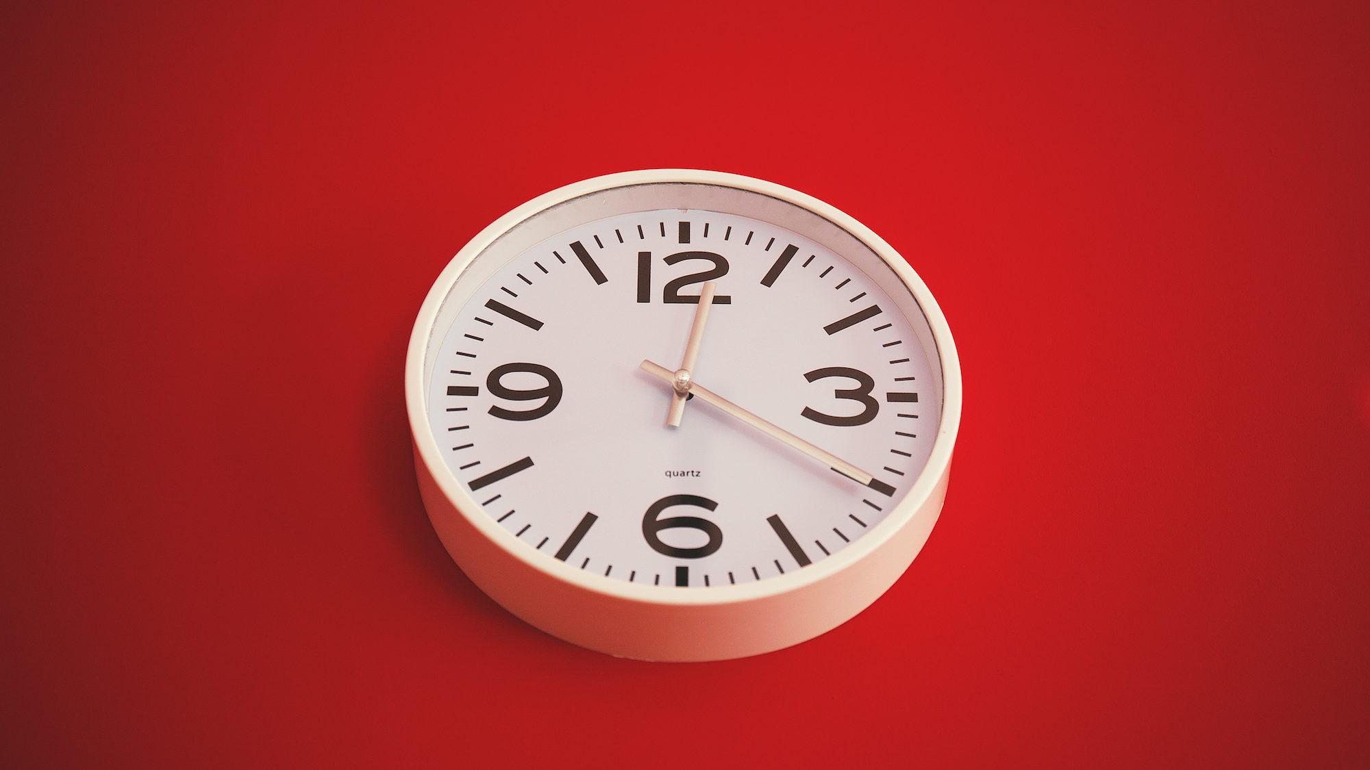 horloge profil chronobiologique